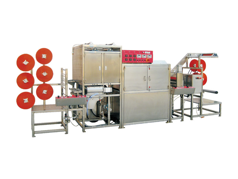 SF-1600P Infrared drying pulp hot finishing machine (trademark)